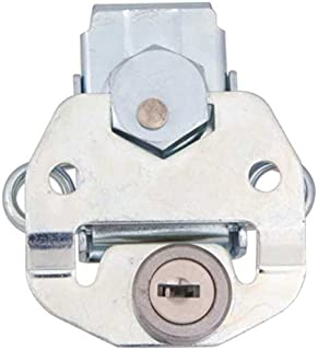 Southco Inc SC-8507 Rotary-Action Draw Latch 3.43 Closed Length, 900 Lbs. Load Capacity