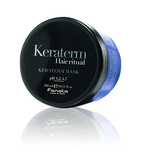 Fanola Keraterm Hair ritual Maske pH 4,2-4,7 Anti-Frizz disciplining mask, 300 ml