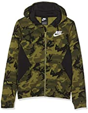 NIKE B Nsw Club Fleece Fz Aop - Chaqueta Niños