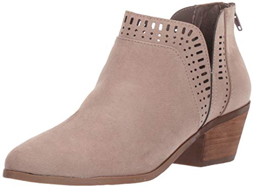 Carlos by Carlos Santana Women's MARTEEN Ankle Boot, Light Doe, 7.5 M US