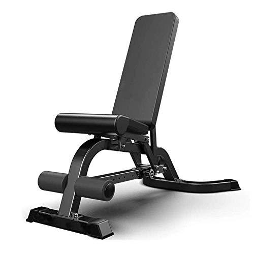 GPWDSN Back Extension Trainer Bench Roman Chair Gym Fitness-Übungs-Klapp-Design