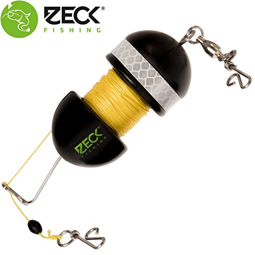 Zeck Outrigger System black - Auslegesystem zum Wallerangeln, Ausleger Montage zum Welsangeln, Wallermontage, Welssystem