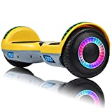 EPCTEK Hoverboard for Kids with Bluetooth Speaker