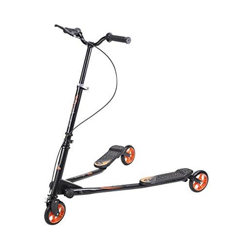 Scooter Roller Tretroller Cityroller Kinderroller Abec7 Fliker klappbar FL145