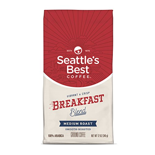 Seattle's Best Coffee Very Single Cup Coffee for Keurig Brewers