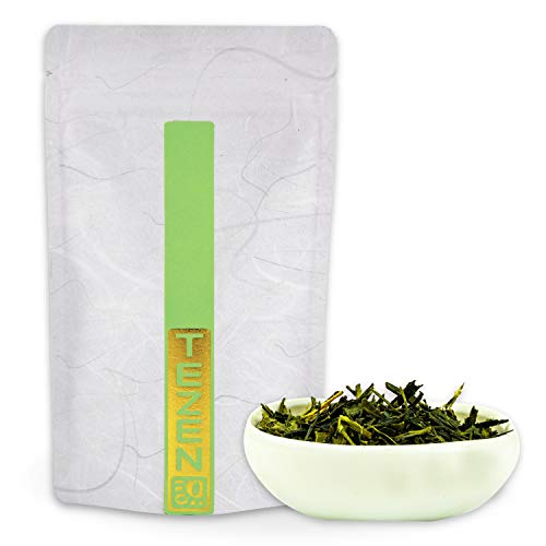 Bancha Grüner Bio Tee aus Kyoto (Uji), Japan| Hochwertiger japanischer Bio Bancha Tee | Premium Bio Bancha ideal als Tee Geschenk (100g)