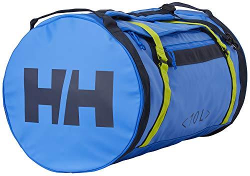 Helly Hansen Hh Duffel Bag 2 70l, Borsa Sportiva Unisex Adulto, Electric Blue / Navy, 70L