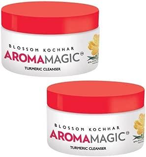 2 x Aroma Magic Turmeric Cleanser, 50gm