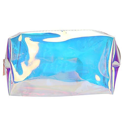 Bolsa de almacenamiento de cosméticos, bolso de mano Organizador de maquillaje Bolsa de viaje de viaje Bolsa de almacenamiento de cosméticos portátil de gran capacidad Bolsa de maquillaje IMAGIC