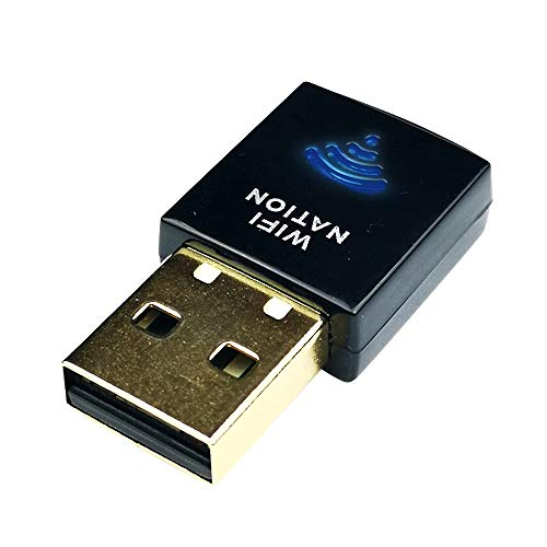 WiFi Nation® WiFI Dongle Mini 80...