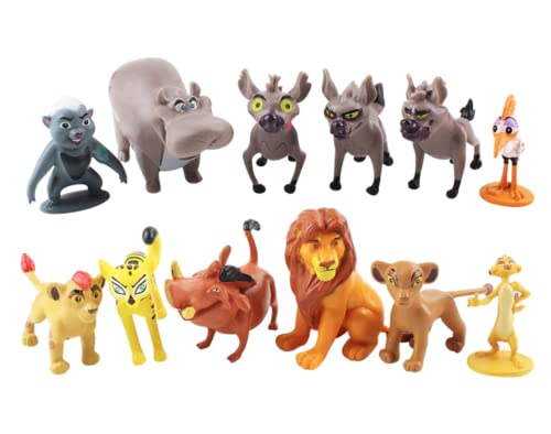 Simba Nala Timon Pumbaa Action-Figuren,...