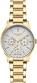 Lee Cooper Women'S Chronograph Grey Dial Watch Lc07024.130