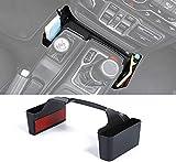 JWWY Update Gear Tray for 2018-2021 Jeep Wrangler JL JLU & Gladiator JT Gear Shift Storage Box, Interior Accessories, Matte Black