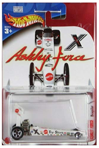 Hot Wheels Ashley Force Dragster 1/64 Scale