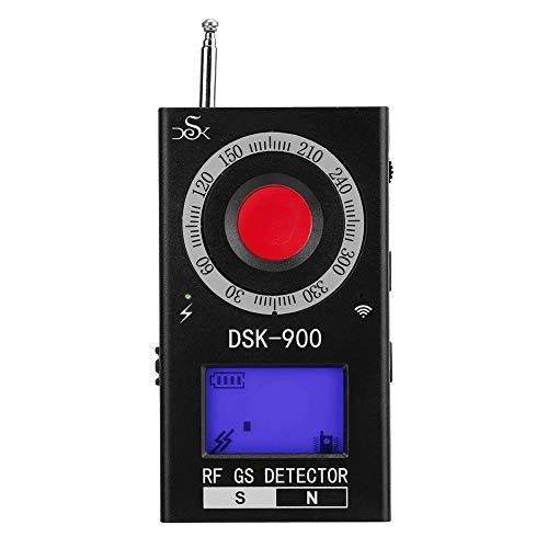 Signal Störsender, Multifunktionaler Vollfrequenz Bandsignal Detektor, Mini Signal Detektor mit 1 M bis 6,5 G Band(EU)