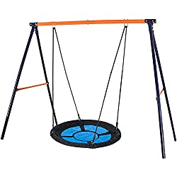 "Image of SUPER DEAL Swing Set, 40""...: Bestviewsreviews"
