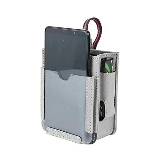 SMEJS Accesorios para automóviles Outlet Bolsa de Almacenamiento Coche Multifunción Coche Teléfono móvil Bolsa de Almacenamiento Bolsa Colgante Caja de Almacenamiento Creativo