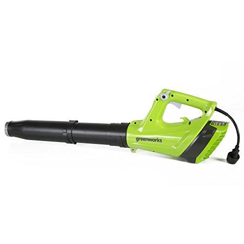 Greenworks 9 Amp Jet Electric Leaf Blower, BA09B00