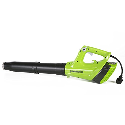 Greenworks 9 Amp Jet Electric Leaf Blower, BA09B00