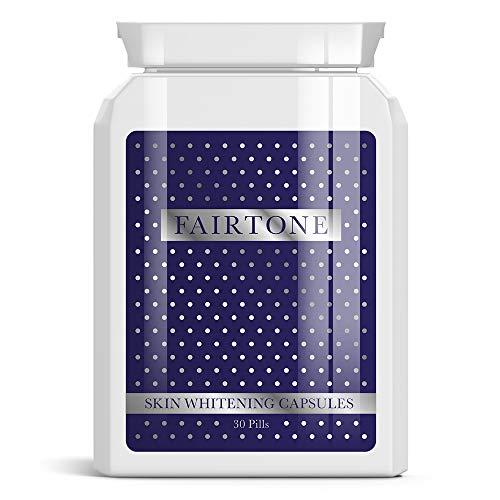 Fairtone Skin Whitening éclairage comprimés capsules éclaircissantes fairtone blanchissant la peau