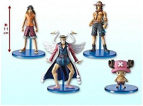 Las ventas en línea ahorran un 70%. One Piece High Spec Coloring Figure 2 all four four four full set (japan import)  mejor reputación