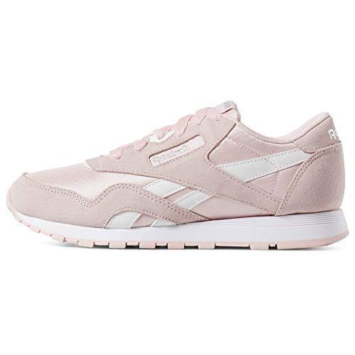 Reebok Cl Nylon Schuhe Kinder Rosa 38