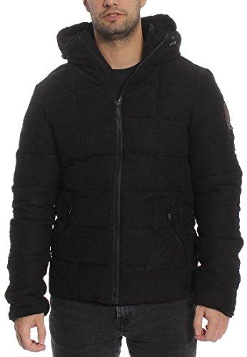 Nickelson Winterjacke Men TRAFIC Black, Größe:XL