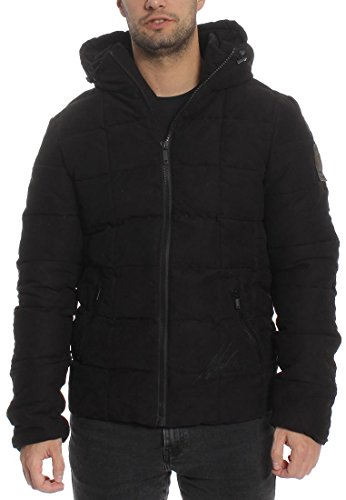 Nickelson Winterjacke Men TRAFIC Black, Größe:XL