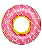 DABUTY ONLINE, S.L. Flotador Hinchable Donut 125*125CM Color Rosa