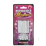 Bougies d'Anniversaire Magiques - Elles se rallument