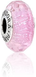 pandora pink murano