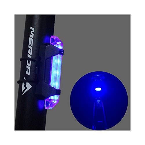 Fahrradbeleuchtung USB Wiederaufladbare Fahrrad-LED-Leuchten vorne und hinten