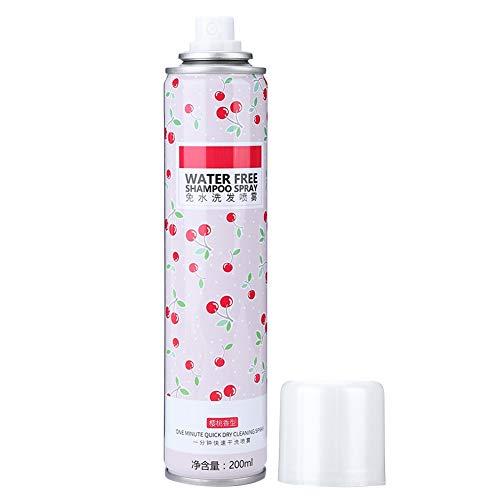 Leave-In Shampoo, 200 ml entfettendes Shampoo-Spray für die chemische Reinigung, geeignet für schwangere Frauen und Senioren(#2)