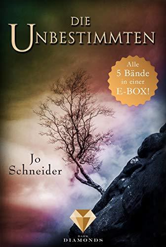 Alle 5 Bände der Bestseller-Fantasy-Reihe »Die Unbestimmten« in einer E-Box! (Die Unbestimmten )