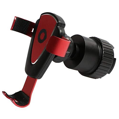 USNASLM Smart forfour fortwo 453 interfaz del coche original titular del teléfono móvil 451 450 coche aire acondicionado salida aire teléfono móvil Bracke