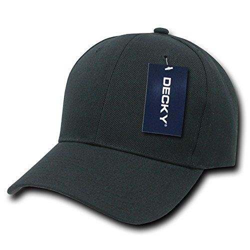 Uni Pro Chapeaux Casquette de Baseball, Homme, Pro, Noir, n/a