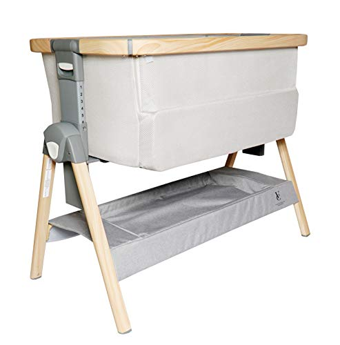 California Dreaming Bedside Crib by VENICE CHILD
