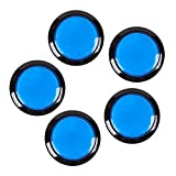 EG STARTS 5X 45mm LED Arcade Buttons Switch for Arcade Coin Operated Games Video Game Machine Parts &...