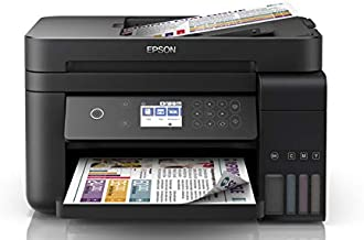 Epson Multifuncional L6171, 33 Ppm, Color, 20 Ppm Wired Impresoras multifunción de Tinta, (EPS C11CG20301)