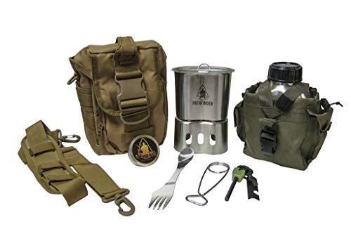 (パスファインダー) PATHFINDER Campfire Survival Cooking Kit キャンプファイヤー サバイバル クッキング...