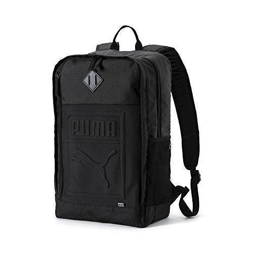 Puma 75581 Backpack, Unisex Adulto, Black, OSFA
