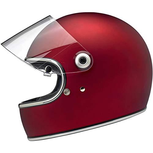 Biltwell Gringo S - DOT/ECE Helmet - Flat Red - Medium