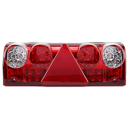 Luz trasera trasera, indicador de señal de giro, advertencia, lámpara de freno, remolque, camión, LED para Renault para piezas de repuesto