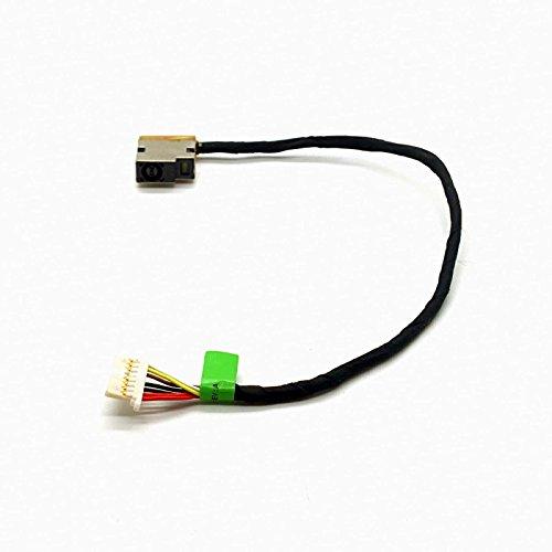 Cable Conector DC Jack para HP 250 G5 I3-5005U 8 Pins