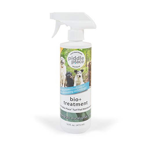 PetSafe Piddle Place Bio+ Enzyme Turf Treatment, Dog Waste Odor Eliminator