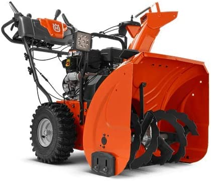 Husqvarna ST224 24-Inch 208cc Two Bargain Snow Electric Free shipping / New Stage Start Blow