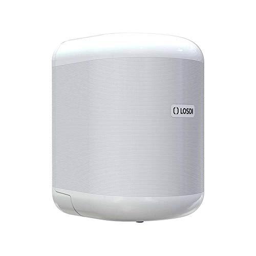 Dispensador Papel Mecha ABS Blanco Eco Luxe