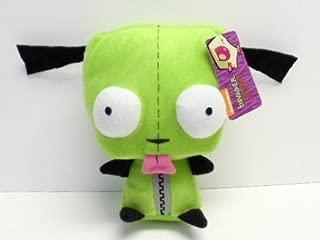 "Nickelodeon Alien Invader Zim – Plush 8"" GIR Doll"
