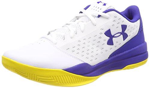 Under Armour Zapatos de Baloncesto UA Jet Low, Zapatillas de básquetbol para...