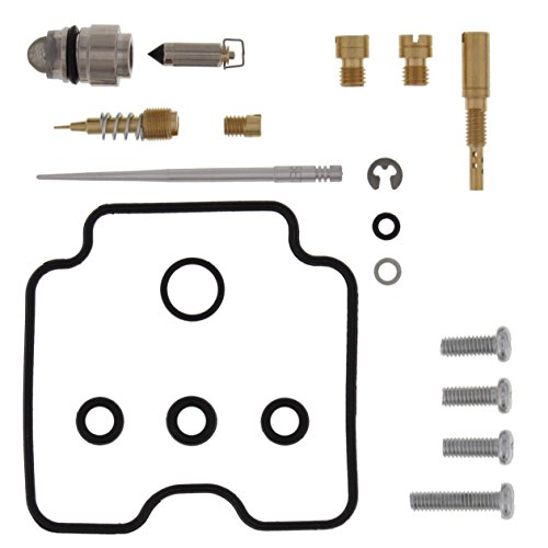 Carburetor Repair Kit  Yamaha YFM35FX Wolverine Bruin YFM350 Grizzly IRS/SRA 2006-2014 - All Balls 26-1262